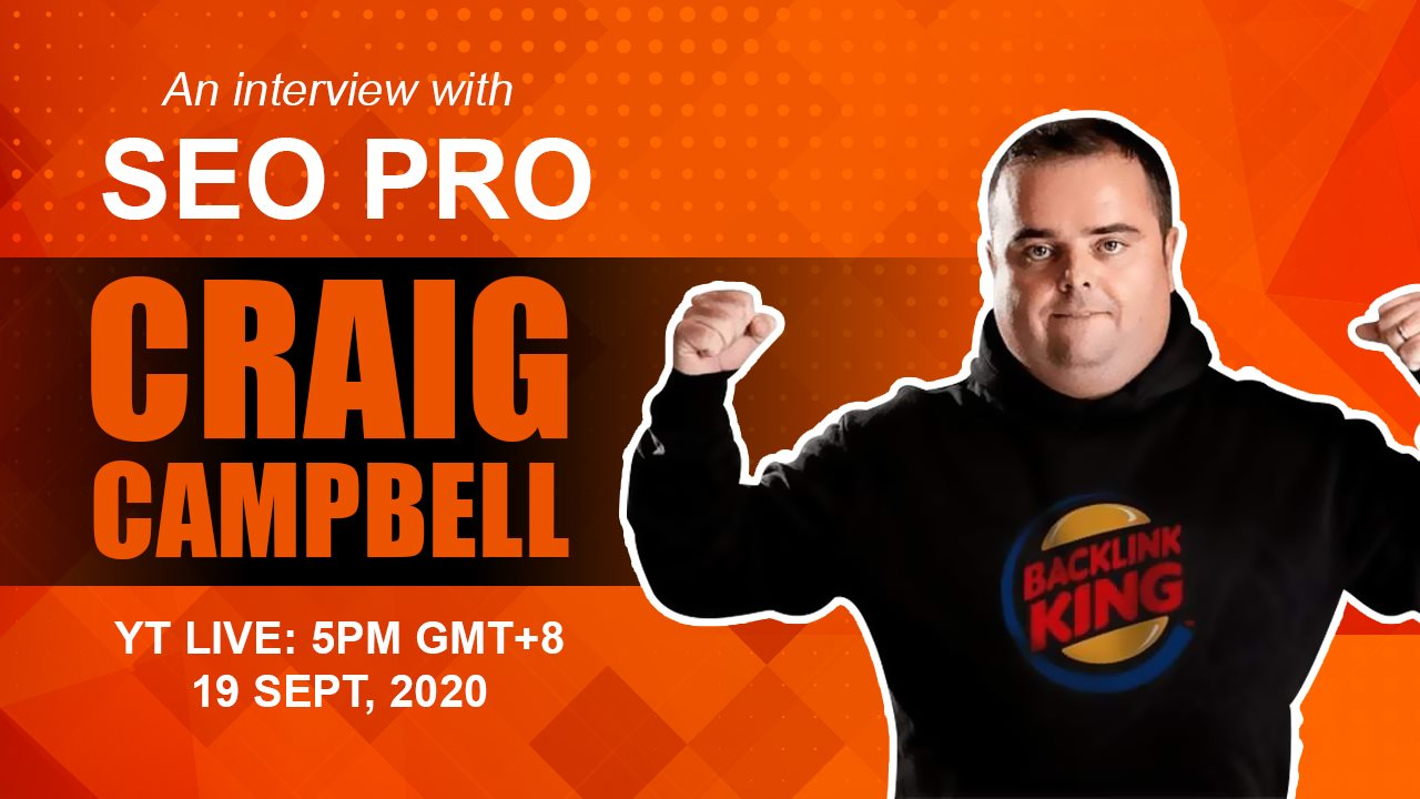 Craig Campbell SEO Interview